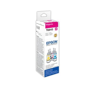 Epson Bläck Magenta T6643 70ml - ET-2550/ET-4550