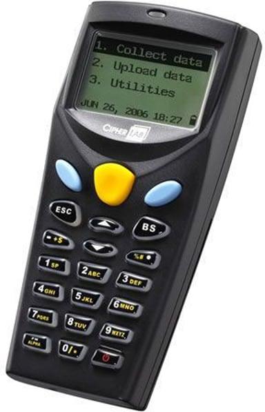 CipherLab CPT-8001 Laser