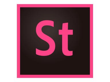 Adobe Stock Small 1 år Team Licensing Subscription New