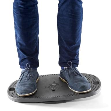 Backapp Balancebræt 360 Mørkegrå