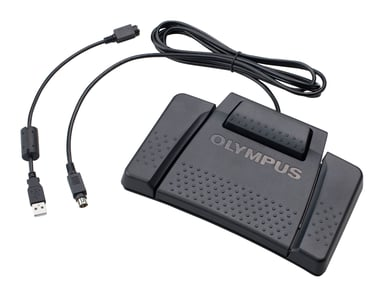Olympus RS-31H USB-fodpedal med 4 pedaler