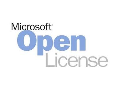 Microsoft System Center Standard Edition Licens- och programvaruförsäkring