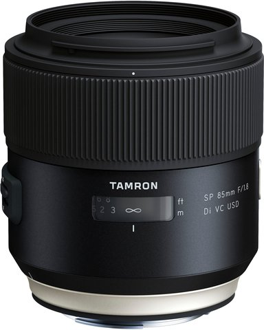 Tamron SP 85/1,8 DI VC USD Nikon