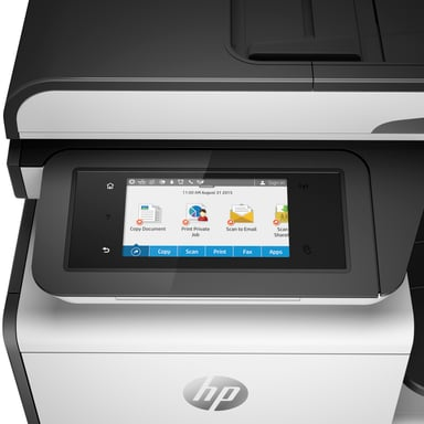 HP PageWide PRO 477DW #Demo null