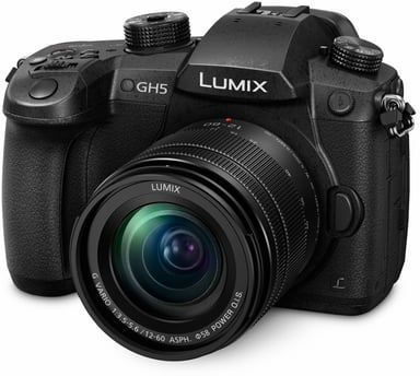 Panasonic Lumix DC-GH5 + G Vario 12-60/3,5-5,6 Power OIS