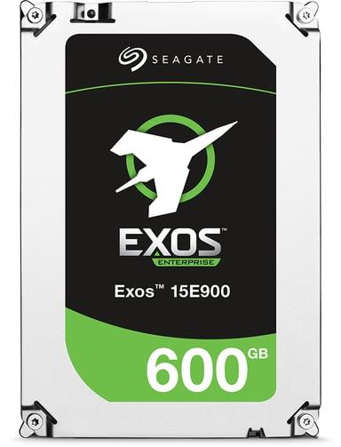 "Seagate Exos 15E900 512N 0.6TB 2.5"" Serial Attached SCSI 3"
