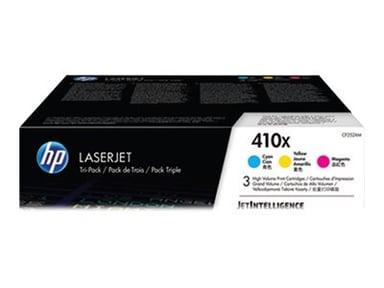 HP Toner Kit (C/M/Y) 410X 5K - CF252XM