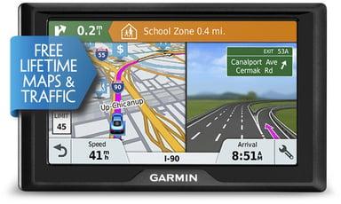 Garmin Drive 51 LMT-S null