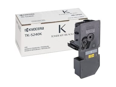 Kyocera Toner Zwart 4K Tk-5240K - M5526/P5026