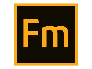 Adobe FrameMaker (2017 Release) Lisenssi