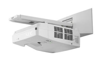 NEC Um301w WXGA Ultra Short Throw Incl Wall Mount #Demo
