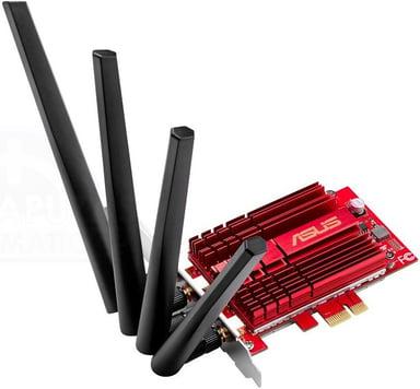 ASUS PCE-AC88 Dualband Wireless Adapter