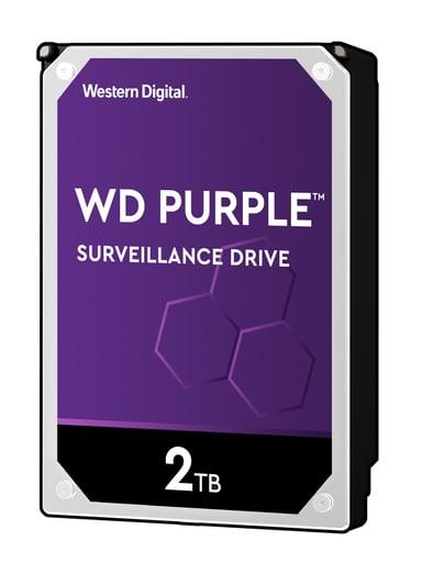 "WD Purple 2TB 3.5"" Serial ATA-600"