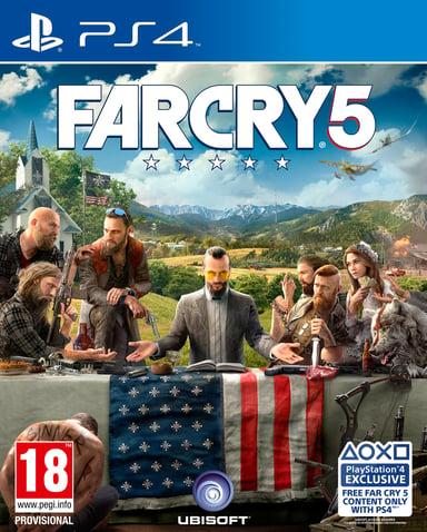 Ubisoft Far Cry 5 Sony PlayStation 4