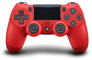 Sony DualShock 4 v2 Punainen