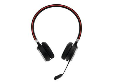 Jabra Evolve 65 MS stereo Svart