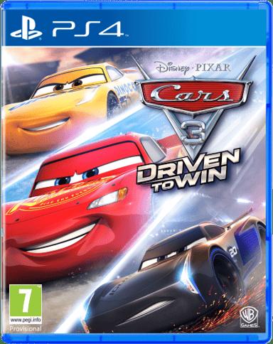 Warner Bros Interactive Cars 3: Driven to Win