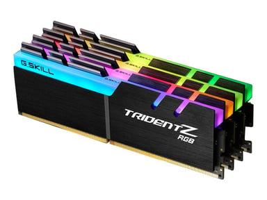 G.Skill Gskill Trident Z RGB 64GB (4X16) DDR4 3600MHz 64GB 64GB 3,600MHz DDR4 SDRAM DIMM 288-pin