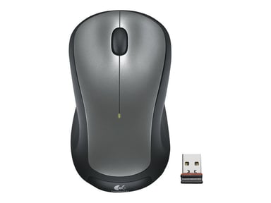 Logitech M310 1,000dpi Mus Trådløs Sølv