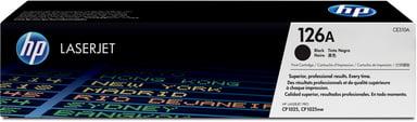 HP Värikasetti Musta 1.2K - CE310A