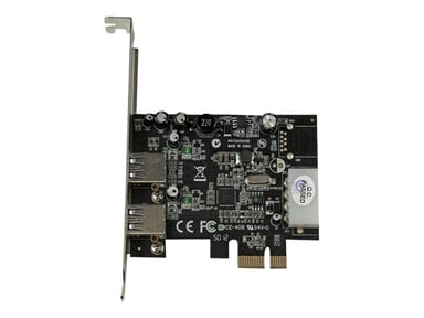 Startech 2 Port PCI Express (PCIe) USB 3.0 Card with UASP