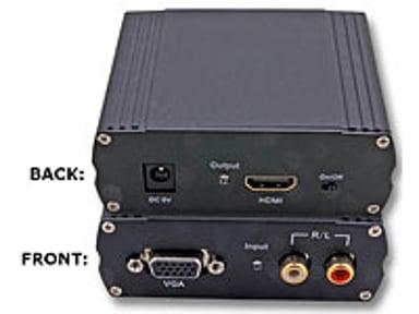 Microconnect Adapter RCA x 2 VGA HDMI Hona