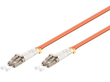 Microconnect Fiberoptisk kabel LC/PC LC/PC OM1 23m 23m