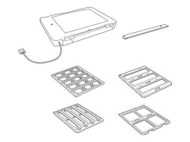 Epson Transparentadapter for skanner