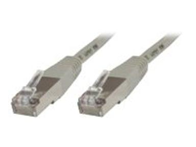 Microconnect Nettverkskabel RJ-45 RJ-45 CAT 6 50m Grå