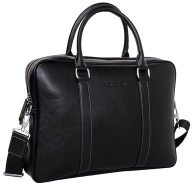 "Cirafon Style Dark 15.6"" PU syntetisk læder"