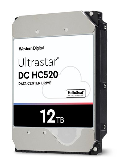 WD Ultrastar DC HC520  4KN SE null