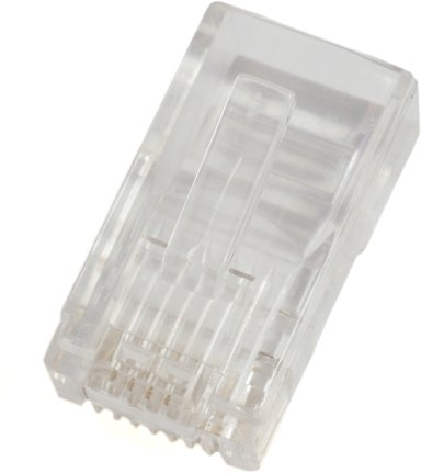 Microconnect Connector CAT5e UTP RJ45 50-pack null