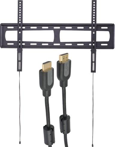 Prokord Wall Mount Fixed Medium + 2m HDMI