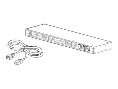 APC Metered Rack PDU AP7821B