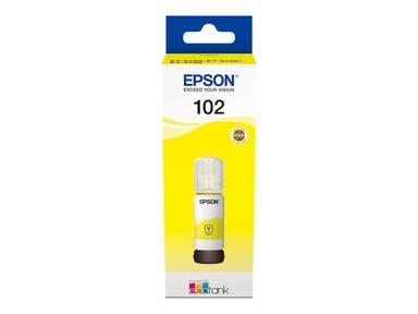 Epson Bläck Gul 102 - ET-3700