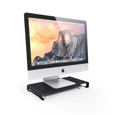 Satechi Aluminum Slim Monitor Stand Black
