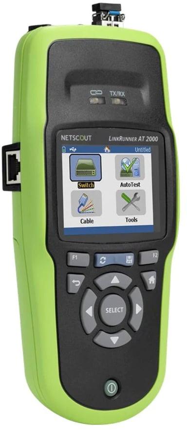 Netally LinkRunner AT 2000 Network Connectivity Tester null