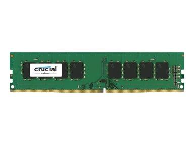 Crucial DDR4 8GB 2,400MHz DDR4 SDRAM DIMM 288-PIN