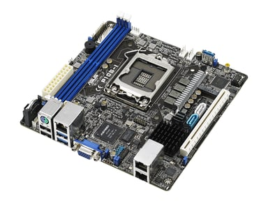 ASUS P10S-I Mini ITX Moderkort