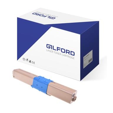 Gilford Toner Gul 2K - C300/C500 - 44469704