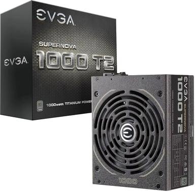 EVGA SuperNOVA 1000 T2 1,000W 80 PLUS Titanium