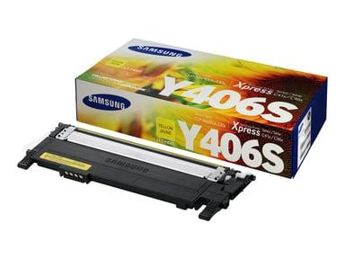 HP Värikasetti Keltainen 1K CLT-Y406S