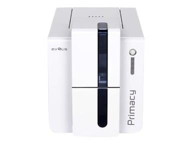 Evolis Primacy Duplex USB/Eth Blå Front Value Pack null