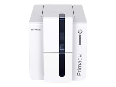 Evolis Primacy Duplex USB/Eth Blå Front Value Pack