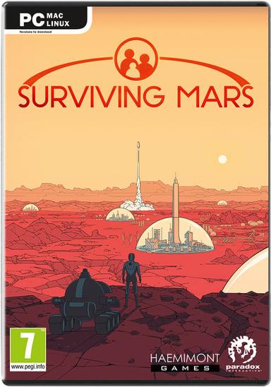 Paradox Interactive Surviving Mars PC