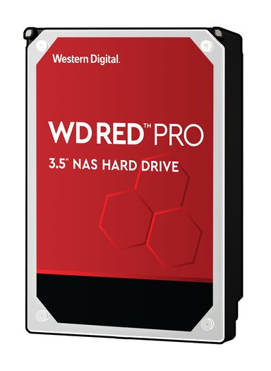 """WD Red Pro 6TB 3.5"""" Serial ATA-600"""