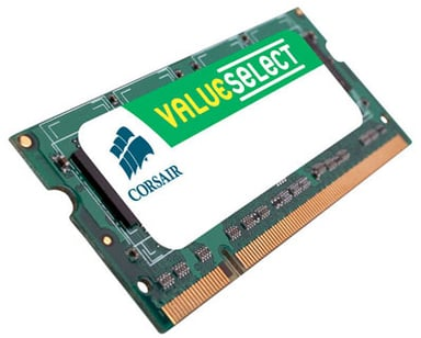 Corsair DDR3 8GB 8GB 1,333MHz DDR3 SDRAM SO DIMM 204-pin