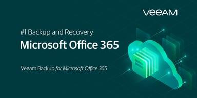 Veeam Backup for Microsoft Office 365 1 år Upfront Billing License