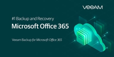 Veeam Backup for Microsoft Office 365 1 vuosi Upfront Billing License