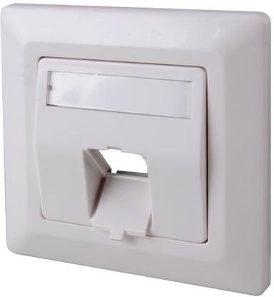 Direktronik Wall Outlet Keystone 1-port